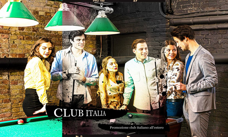 CLUB ITALIANO ESTERO