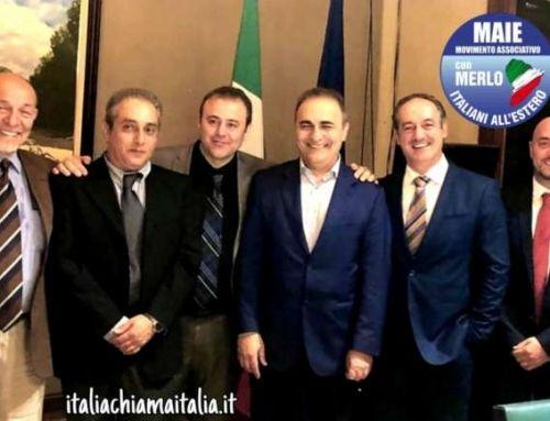 COSTA RICA | Renovada la Embajada de Italia, Subsecretario Ricardo Merlo, respuestas concretas para italianos en el extranjero.