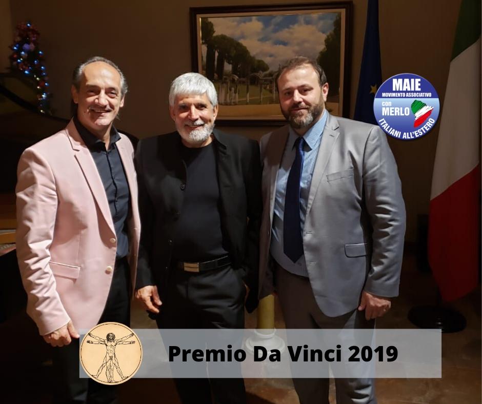 MAIE PREMIO DA VINCI 2019