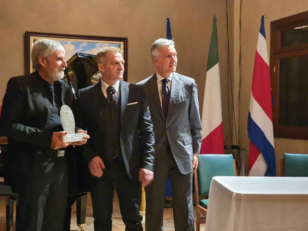 Premio da Vinci Andrea Zanellato Giovanni Graziano