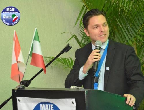 Flavio Bellinato nuovo coordinatore Nord e Centro America