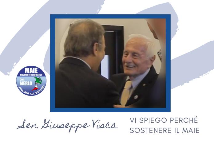 Senatore Giuseppe Visca